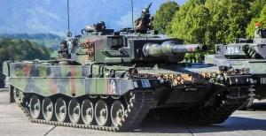 Pz 87 Leopard 2 Tank