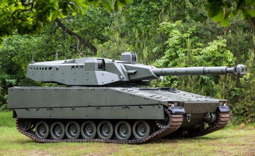 CV90105 XC-8 105HP