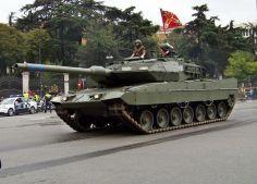 Leopard 2E Tank