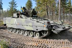 Strf 9040 Variant - 90 Bgbv Recovery Vehicle