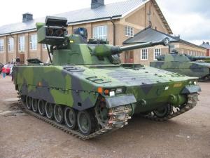 Strf 9040/56 ATGM System