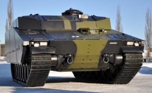 CV90 Armadillo APC Denmark (2)