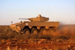 Badger Infantry Combat Vehicle (2)