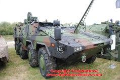 Artec Boxer Multi-Role Armoured Vehicle