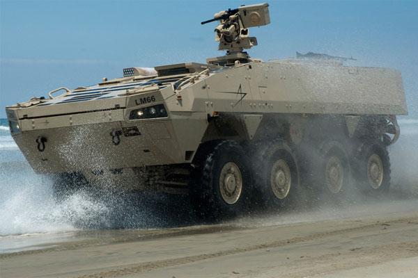 HAVOC MPC 8×8 Fighting Vehicle (2)
