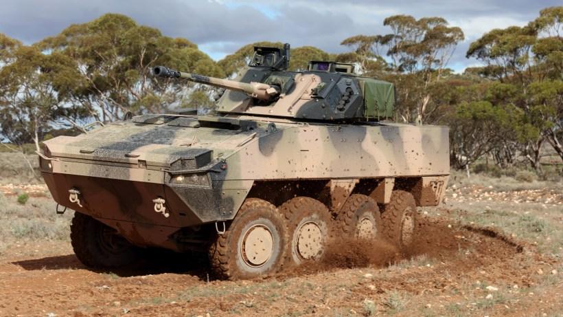 Patria AMV35