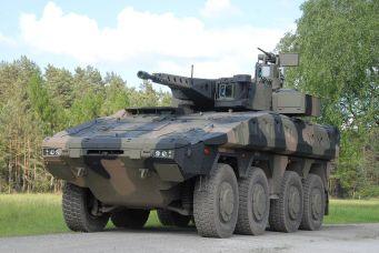 Boxer Combat Reconnaissance Vehicle Australia Boxer CRV