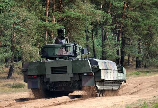 German Puma IFV SPz Schützenpanzer – Image 14