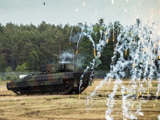 German Puma IFV SPz Schützenpanzer – Image 19