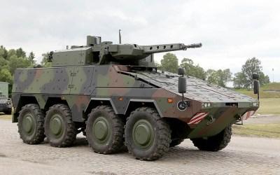 Rheinmetall Boxer IFV