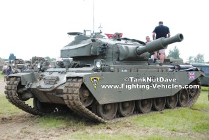 Centurion Tank ARVE Image 1