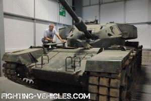Centurion Tank FV4202 Prototype