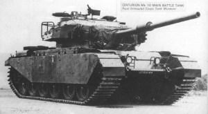Centurion Tank Mk 10