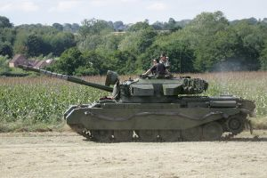 Centurion Tank Mk 13 Norfolk Tank Museum