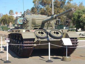 Centurion Tank Mk 5 Australian Service