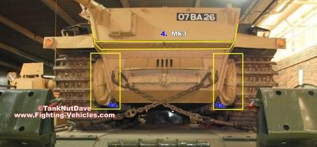 Centurion Tank Mk 7 Converted Rear Hull Image 3