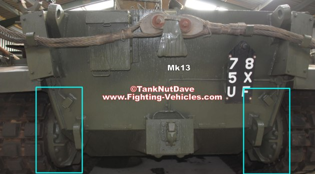Centurion Tank Mk 7 Converted Rear Hull Image 4