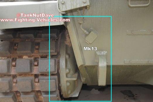 Centurion Tank Mk 7 Converted Rear Hull Image 5