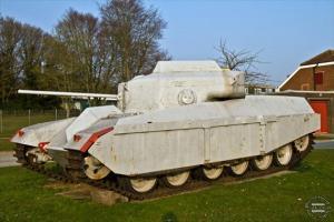 Centurion Tank Target Vehicle