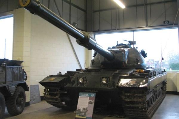 Conqueror Tank Mk1