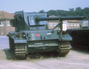 Centurion Tank Prototype FV 4004 Conway