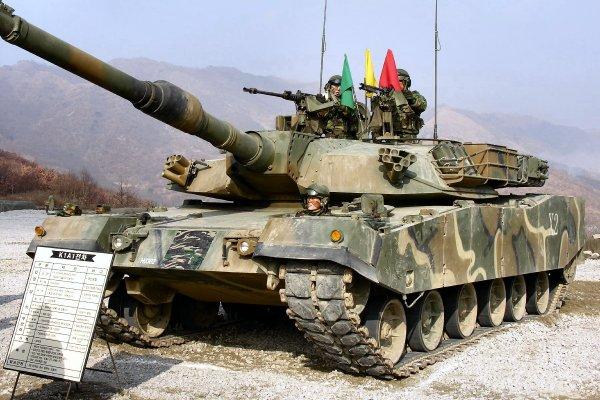 K1A1 Tank