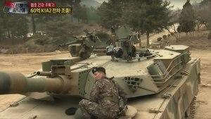 K1A2 Tank Image 1