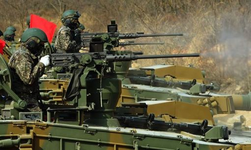 K2 Black Panther Tank Secondary Weapons