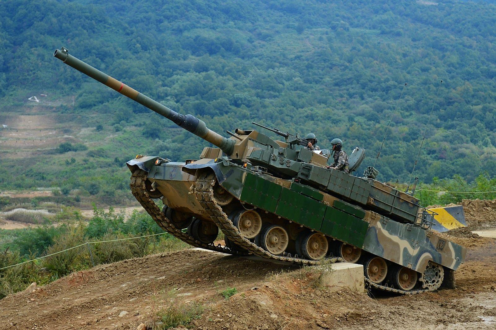 Drive A Tank >> K2 Black Panther Tank - Fighting-Vehicles.com