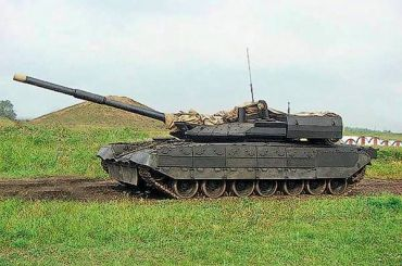 Object 640 Black Eagle Tank 1999 version with x7 road wheels image