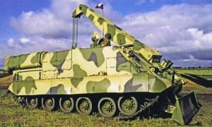 T-80U Tank ARV BREM-80U