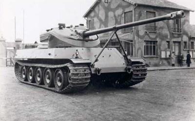 AMX-50 Tank