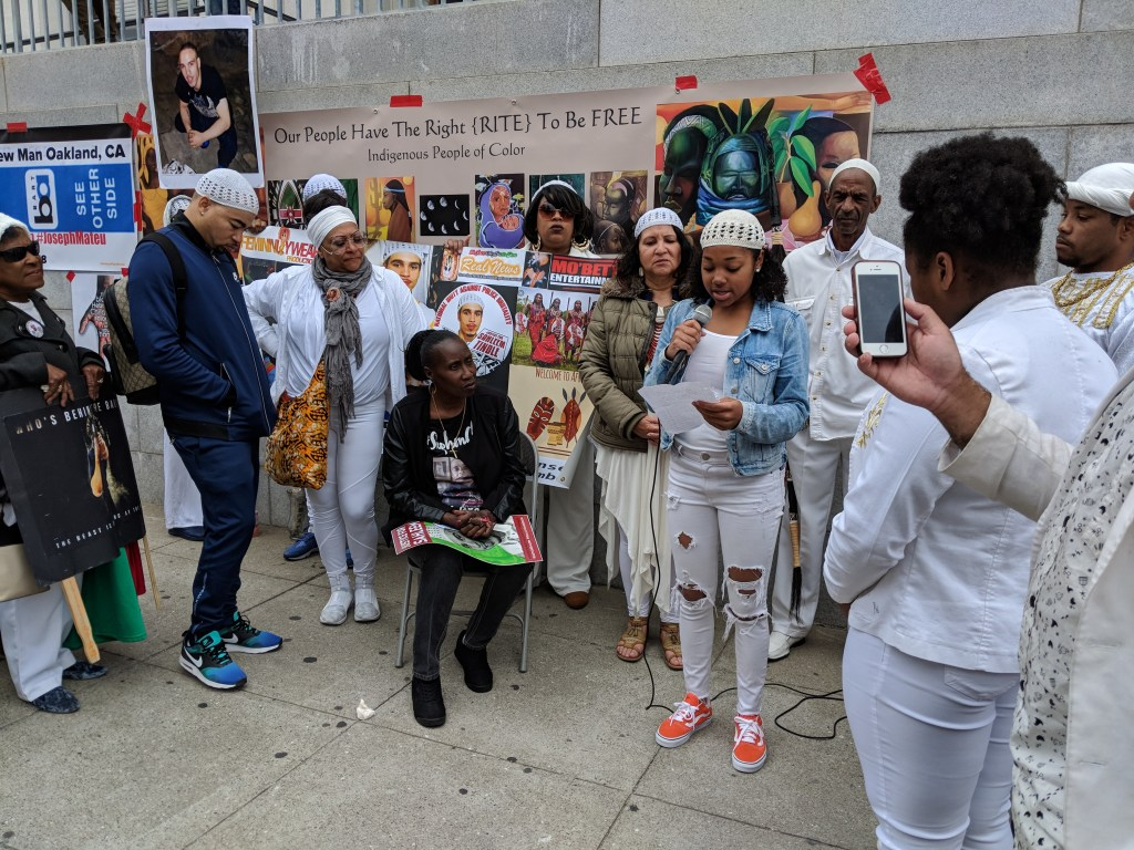 Sahleem Tindle family demands DA prosecute BART cop