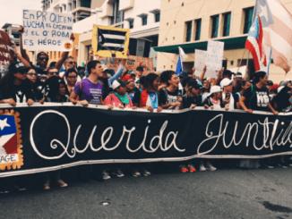 demo in Puerto Rico
