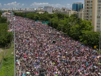 Puerto Rico General Strike