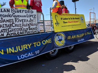 ILWU Local 10. | Photo: Terri Kay