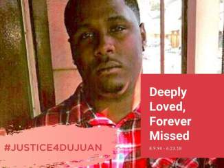 Justice for DuJuan Armstrong