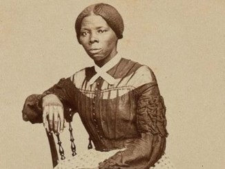 Harriet Tubman photograph from the antebellum period in the 19th century