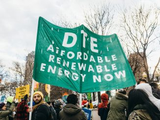 Detroit Climate Strike Dec 6 2019