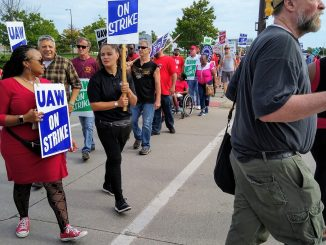 UAW GM Strike in 2019