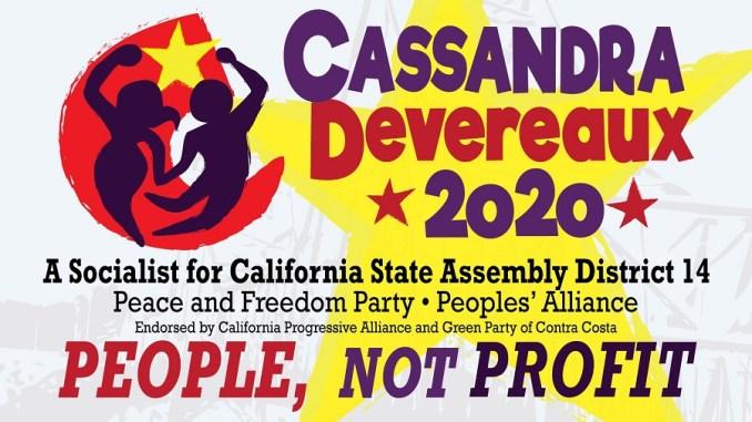 Cassandra Devereaux Campaign lit