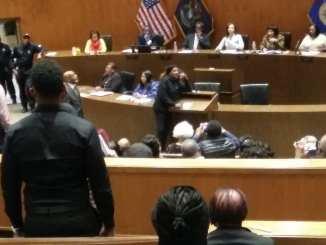 Detroit City Council public hearing on property tax crisis, March 3, 2020
