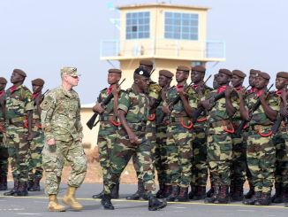 AFRICOM in the Sahel -
