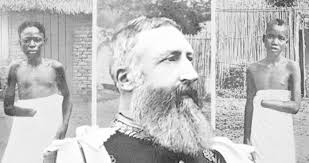 Belgian King Leopold II slaughtered millions of Africans in Congo