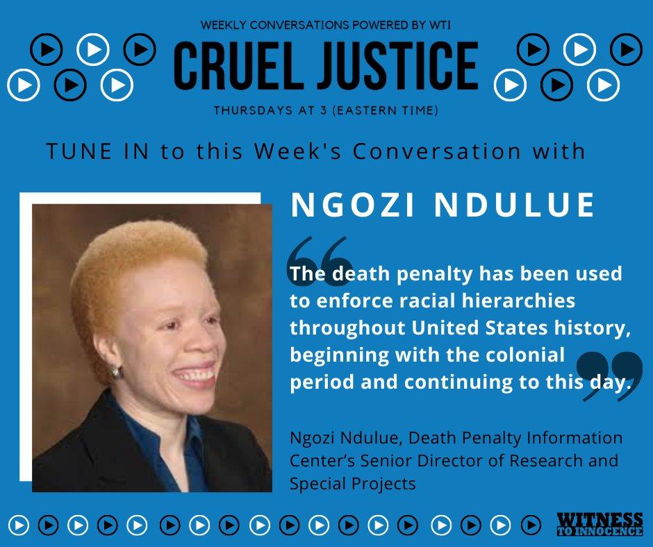 DPIC study author Ngozi Ndulue