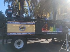 Bay Area actions on Nov. 7 | Photo: Terri Kay