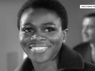 Cicely Tyson during the 1960s