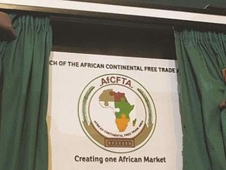 AfCFTA graphic for Africa Day 2021