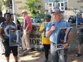 Black Autistic Lives Matter rally - Moratorium NOW! Coalition speaks, July 21, 2021