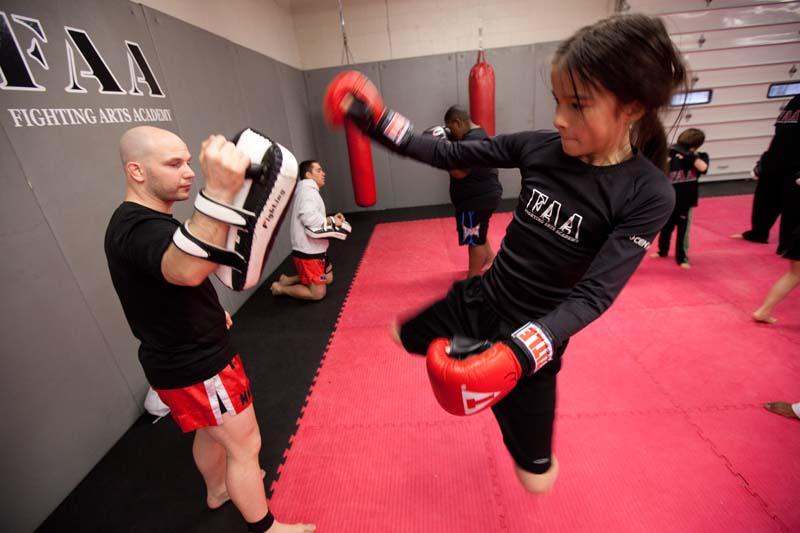 Classes - Fighting Arts Academy - MMA, BJJ, Kick Boxing, Self Defense